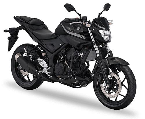 Harga motor Yamaha MT 25