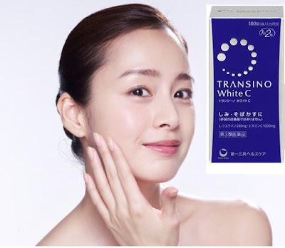 Trẻ hóa là da nhờ viên uống Transino White C 90