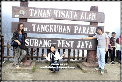 KAWAH DOMAS, INDONESIA