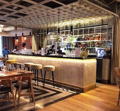 Restaurante Perrachica Madrid Barra