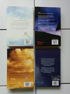 Seri Maximum Ride Buku 1 sampai dengan Buku 4