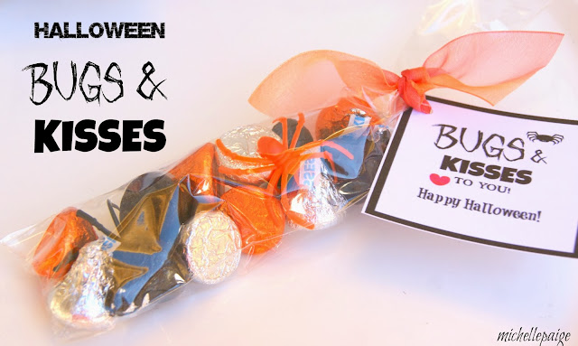 Bugs & Kisses Halloween Treat