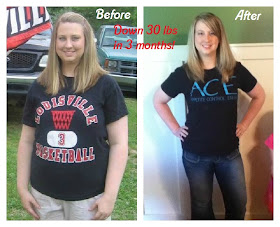 Life with Laken: My Weight Loss Journey! How I lost 30 lbs ...
