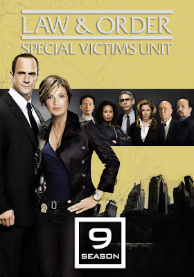 Law & Order Special Victims Unit (TV Series) S09 DVD R1 NTSC Sub