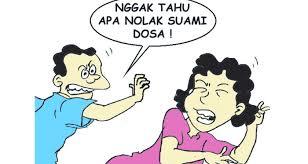 Selalu Menolak Ketika Diajak 'Sunnah Rasul', Wibowo Geram dan Ancam Istrinya Seperti Ini