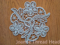 Intermediate Romanian Point Lace Tutorial