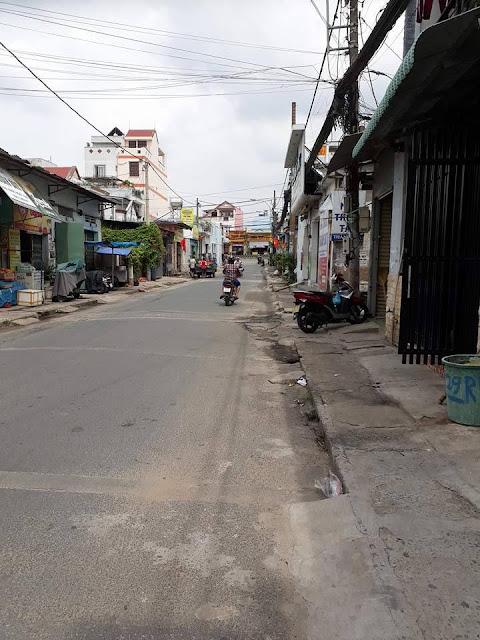Bán nhà mặt tiền Linh Xuân đường số 3