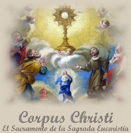 Adora Al Santísimo En Cardel: Día De Corpus Religioso Y De
