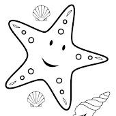 Gambar Mewarnai Ikan Laut Gambarmewarnai2019