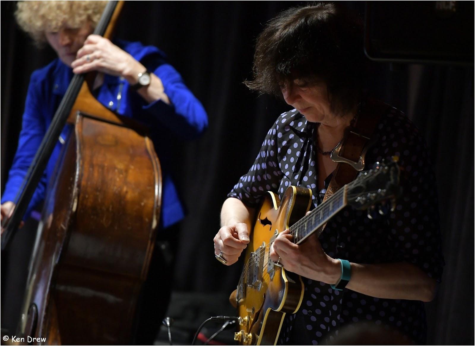 bebop spoken here: Alison Rayner Quintet @ the Globe Jazz Bar