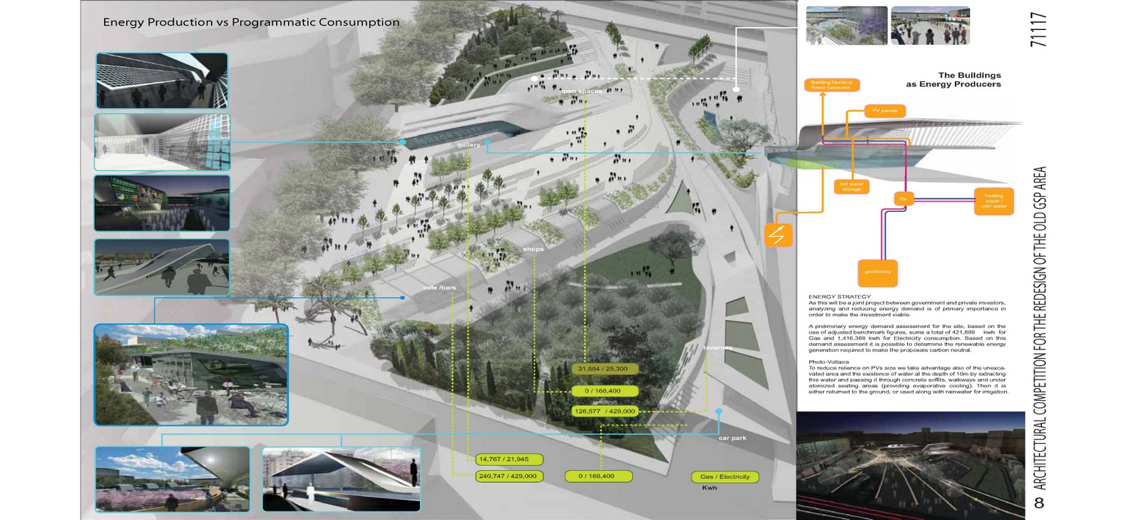 Landscape architecture thesis proposal