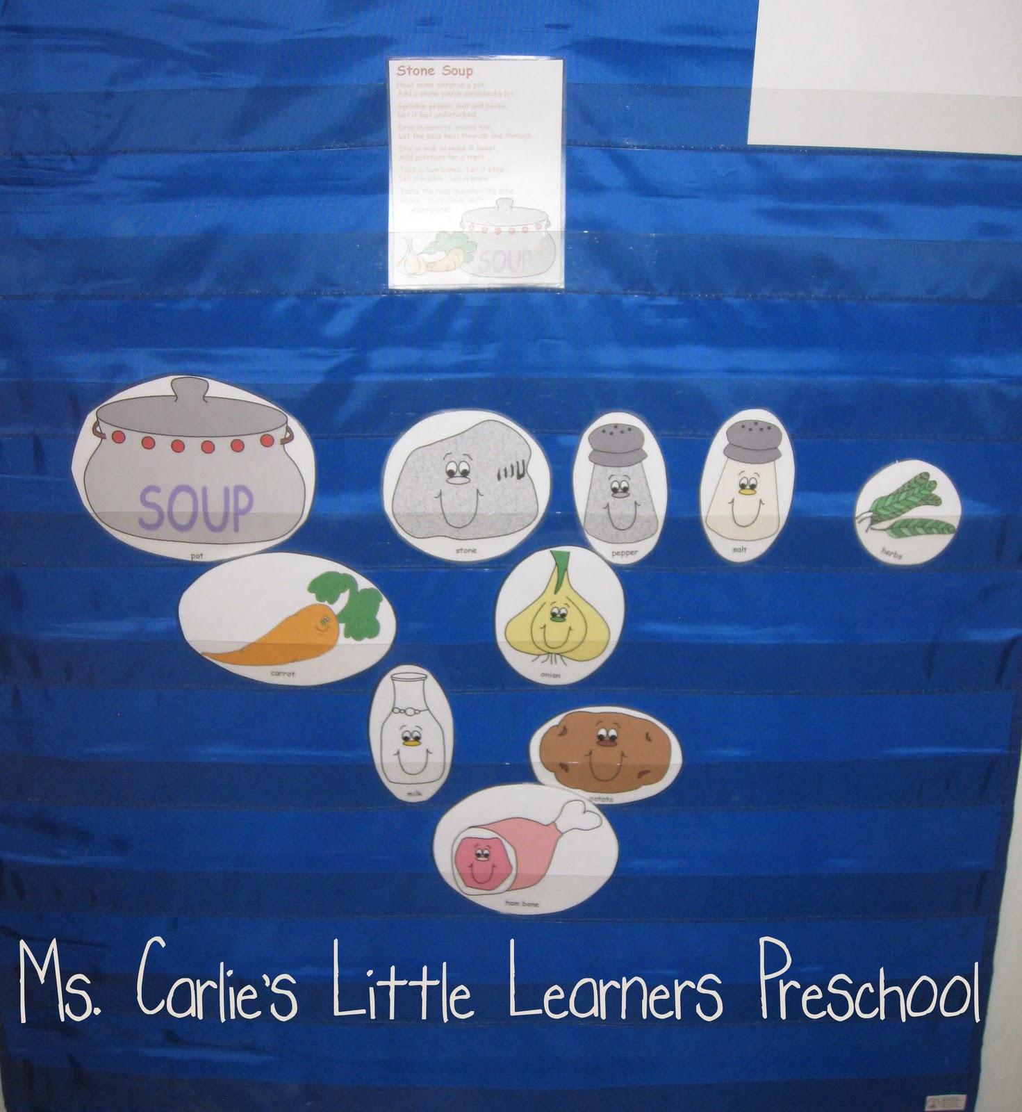 Ms Carlie S Little Learners Preschool Story Time Stone