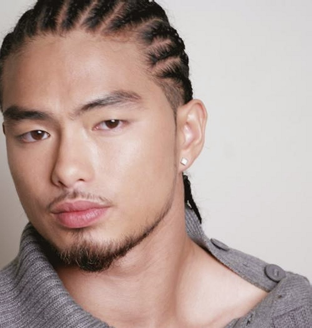 Asian Black Man 40