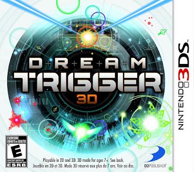 Dream Trigger CIA 3DS USA