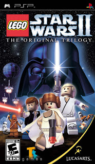 Lego Star Wars II The Original Trilogy PSP GAME ISO