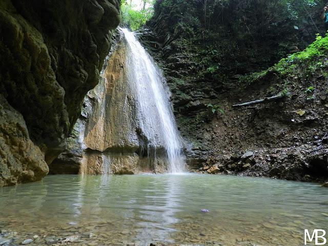 Sentiero delle cascate Franciacorta monticelli brusati