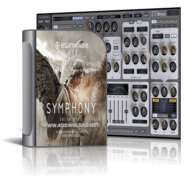 Bellatrix Audio - Symphony (Spire)