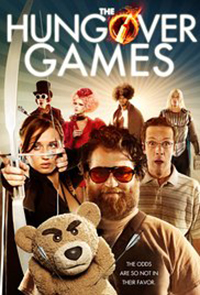 Nonton Film Online The Hungover Games (2014)