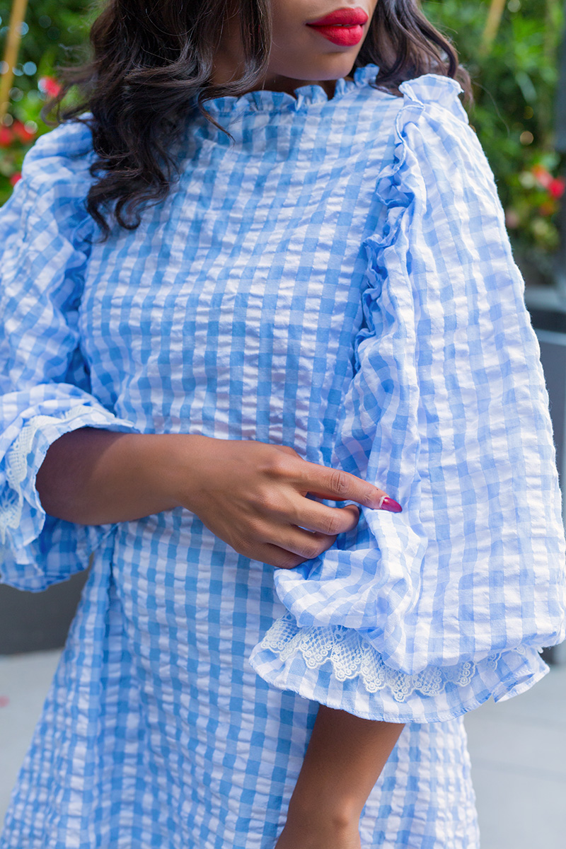 sister jane gingham dress,  www.jadore-fashion.com
