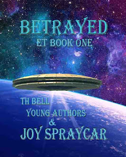 Book Showcase: Betrayed by Joy Spraycar