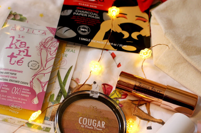 roccabox, december. yes to, cougar, bliss skincare, roccabox december, danielle levy