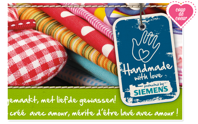 Handmade with love belgique