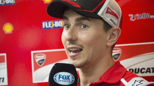 Jelang MotoGP Malaysia: Kata Lorenzo soal Kemungkinan Bantu Dovizioso