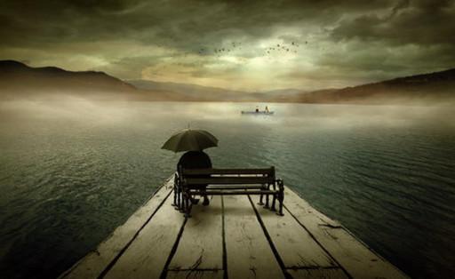 75 Hình ảnh đại diện Facebook Tâm Trạng buồn cô đơn một mình
