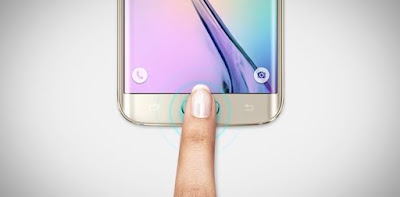 Samsung Galaxy S6 and S6 Edge fingerprint