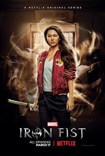Iron Fist Jessica Henwick Poster