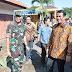 Pangdam V/Brawijaya Hadiri Launching Ekspor Domba di Banjar Sugihan