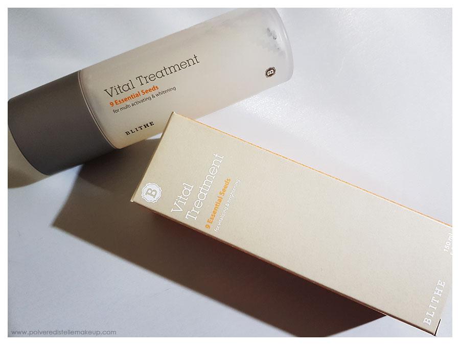 Vital Treatment Essence 9 Essential Seeds Blithe
