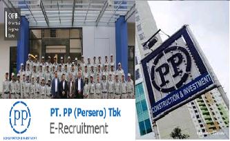 Lowongan Kerja BUMN PT PP (Persero) Tbk Maret 2017 (MT - Fresh Graduate)