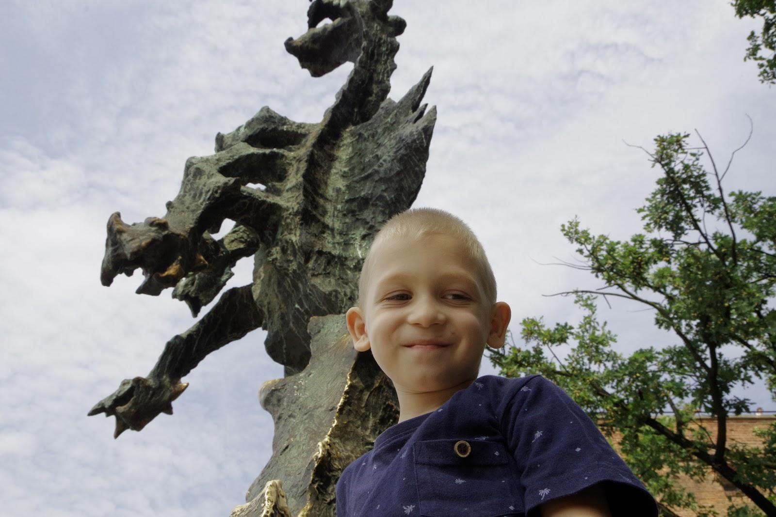 Podróże z dziećmi #14- Wawel w kilka godzin.