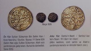 OSMANLI BURSA DARPHANESİ