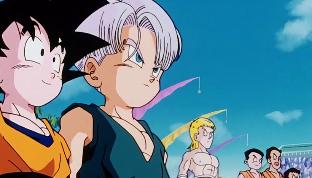 Dragon Ball Z Dublado – Episodio 210