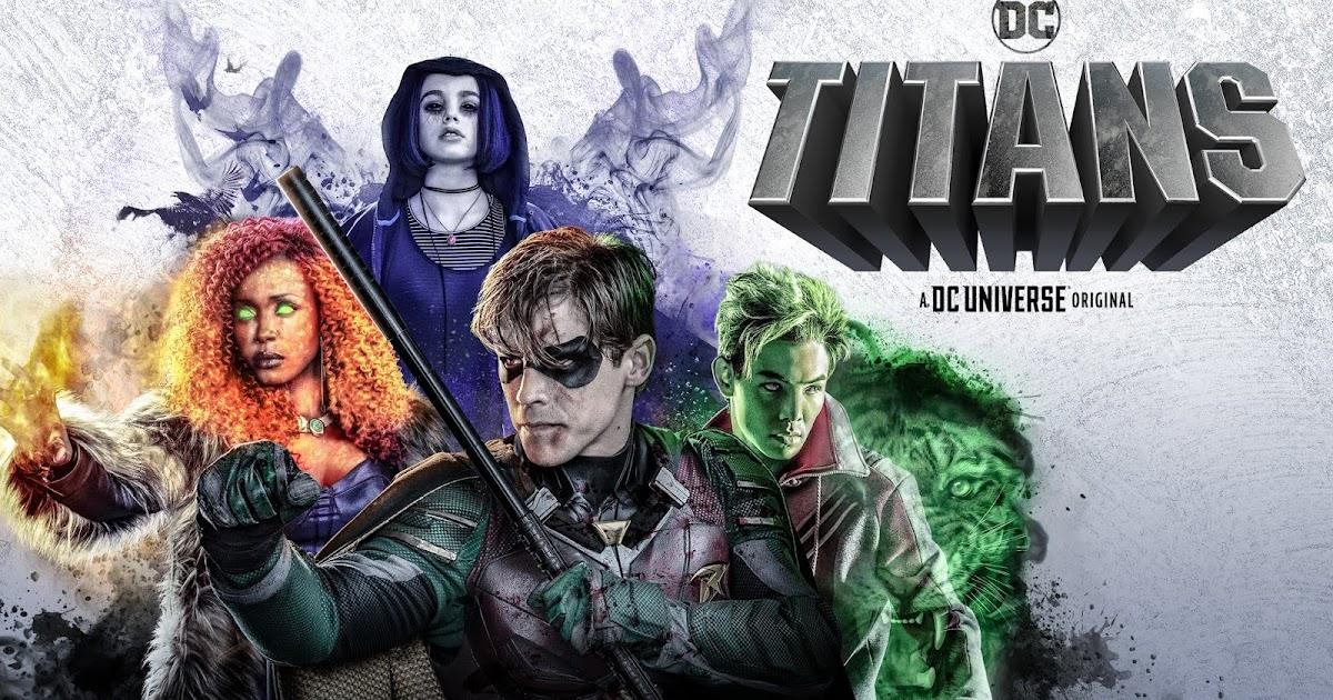 Tem Na Web - Crítica: Titãs - 1ª temporada