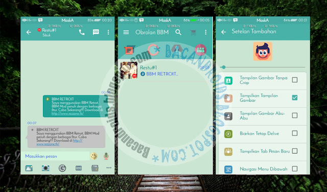download BBM Mod Retroit V5 Material