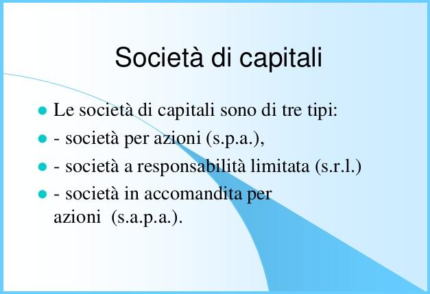Società capitali chiuse quali sono-art.2454.bis