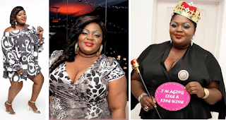 """I'm Not 40 Years Old"" - Actress, Eniola Badmus Clears The Air About Her Age"
