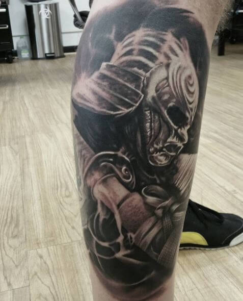 100 Japanese Samurai Tattoos Designs For Men 2019 Tattoo Ideas