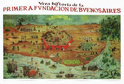 Santa María Del Buen Ayre