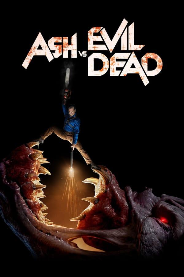 Descargar Ash vs Evil Dead Latino HD Serie Completa por MEGA
