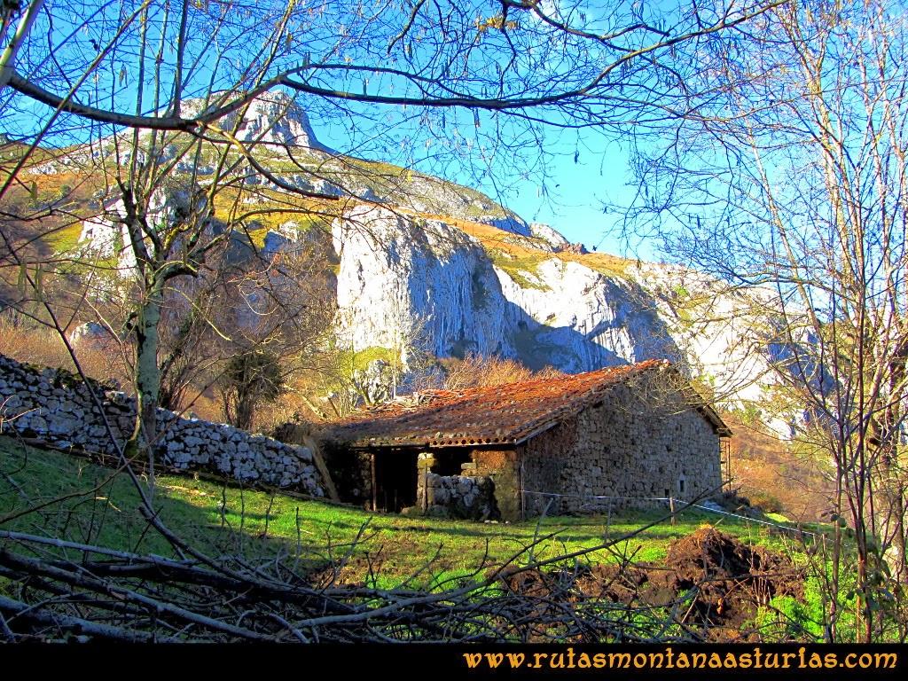 Rutas Montaña Asturias: Venta Cerezales