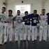 Pinhãoenses participam do Open Brasil de Capoeira 2017.