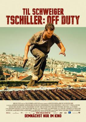 Tschiller Off Duty (TV) 2016 DVD Custom HD Latino