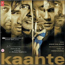 Socha Nahin Tha From Kaante Piano Notes