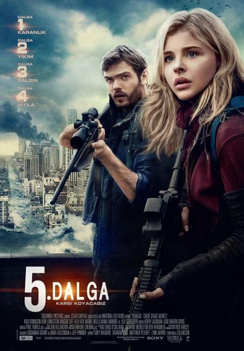 5. Dalga (2016) Film indir
