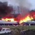 Βρετανία: Μεγάλη έκρηξη από αέριο στο Όξφορντ (βίντεο)