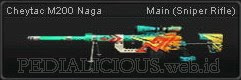 Cheytac M200 Naga